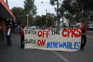 Switch Off the CPRS