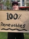 julia 100% renewables