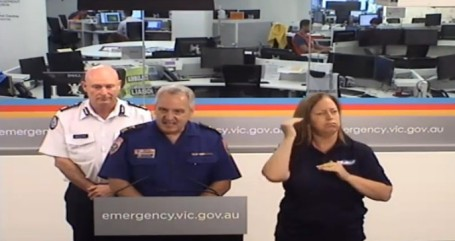 Paul Holman, Operations Manager Ambulance Victoria on heat health threat