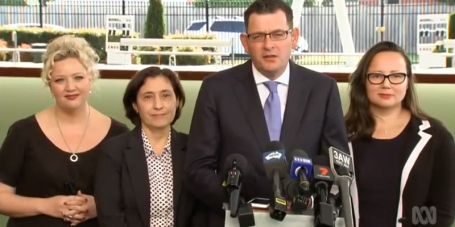 Premier Daniel Andrews announces response to Mine fire Inquiry in Morwell