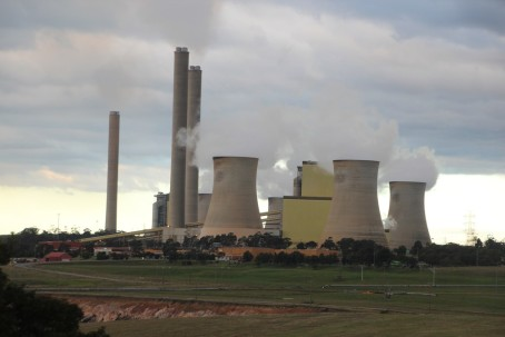 Loy Yang A and B power stations