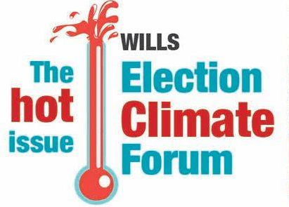 Wills 2016 Election Climate Forum