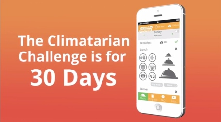 The Climatarian Challenge