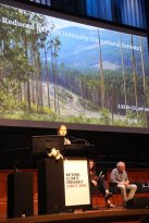 Kate Dooley on reduced harvest intensity of native forests